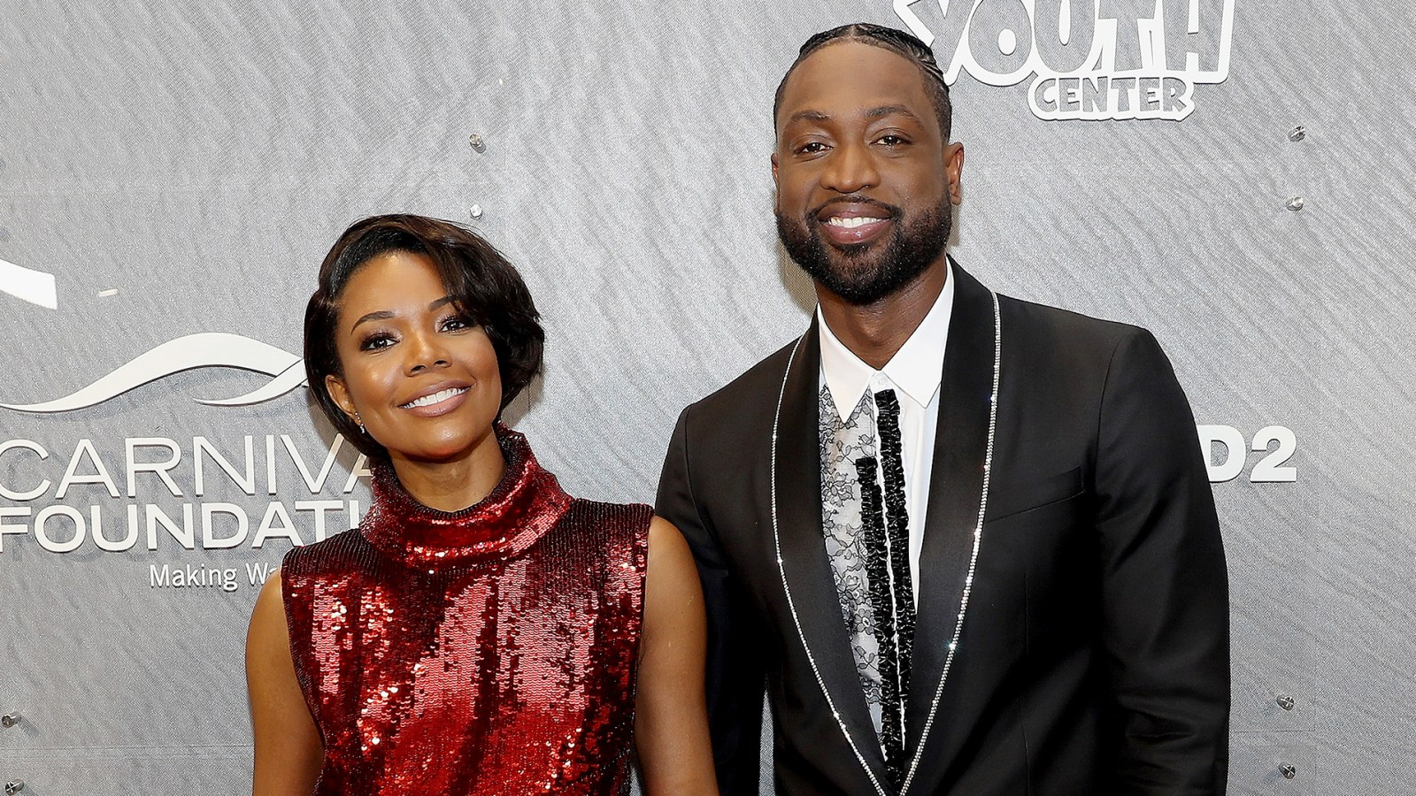 Gabrielle Union Supports Dwyane Wade's 11-Year-Old Son at