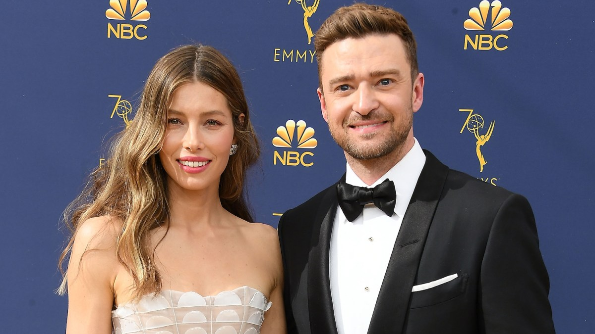Jessica Biel Makes Justin Timberlake Cry With Loving Message: 'You Inspire Me'