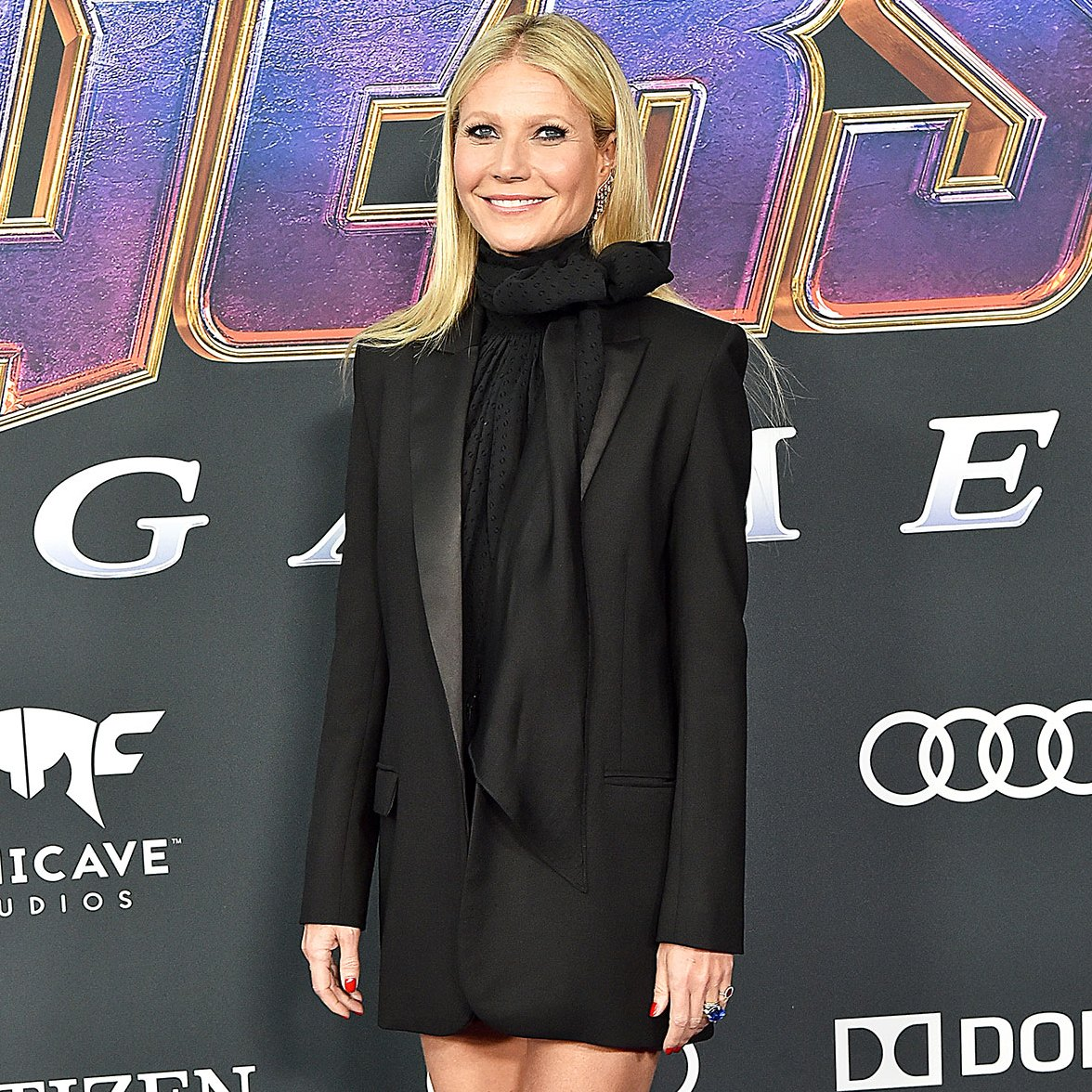 Gwyneth Paltrow World Premiere of Walt Disney Studios Motion Pictures 'Avengers: Endgame'