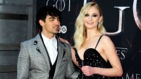 Joe Jonas and Sophie Turner GOT Love Letter