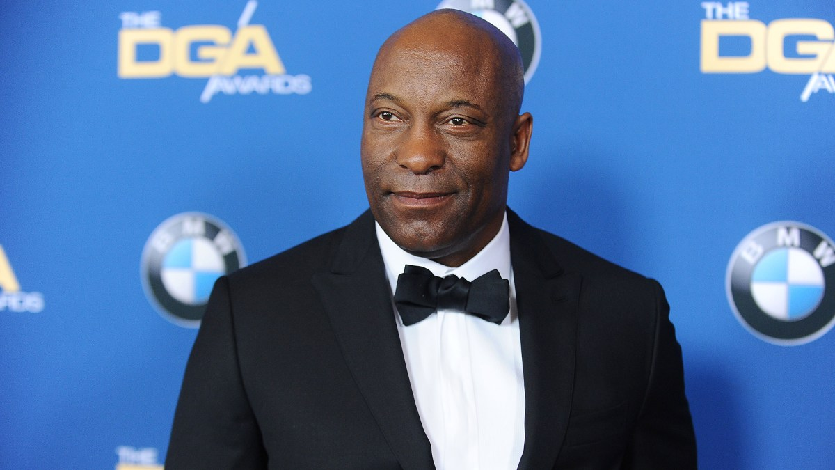 Oscar-Nominated Director John Singleton to Be Taken Off Life Support by Family After Stroke