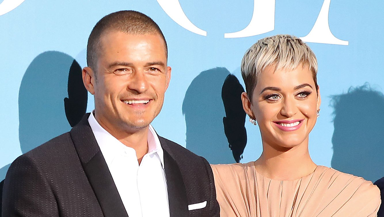 Katy Perry Dishes on Watching 'American Idol' With Fiance Orlando Bloom During 'Family Night'