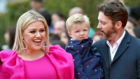 Kelly Clarkson Brings Her Kids to the 'UglyDolls' Premiere