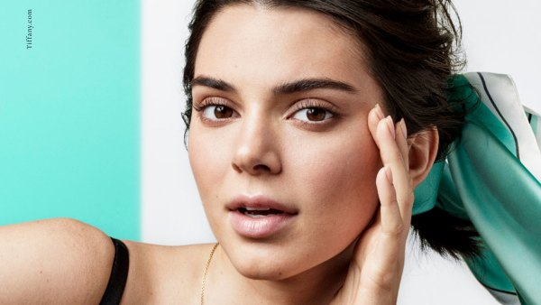 Kendall Jenner Tiffany & Co. Spring Campaign Diamonds