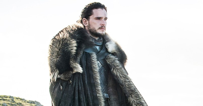 A New Type of Snow Shoe? Kit Harington Had to Wear 'High Heels' on 'GoT'