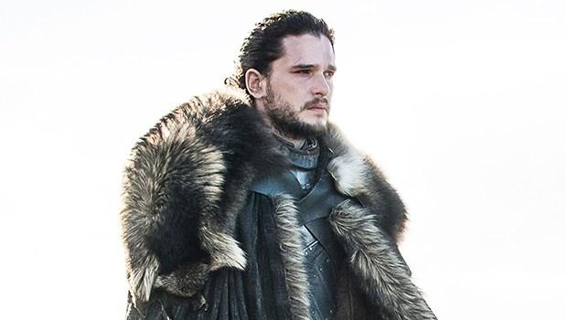 Kit Harington High Heels Game of Thrones