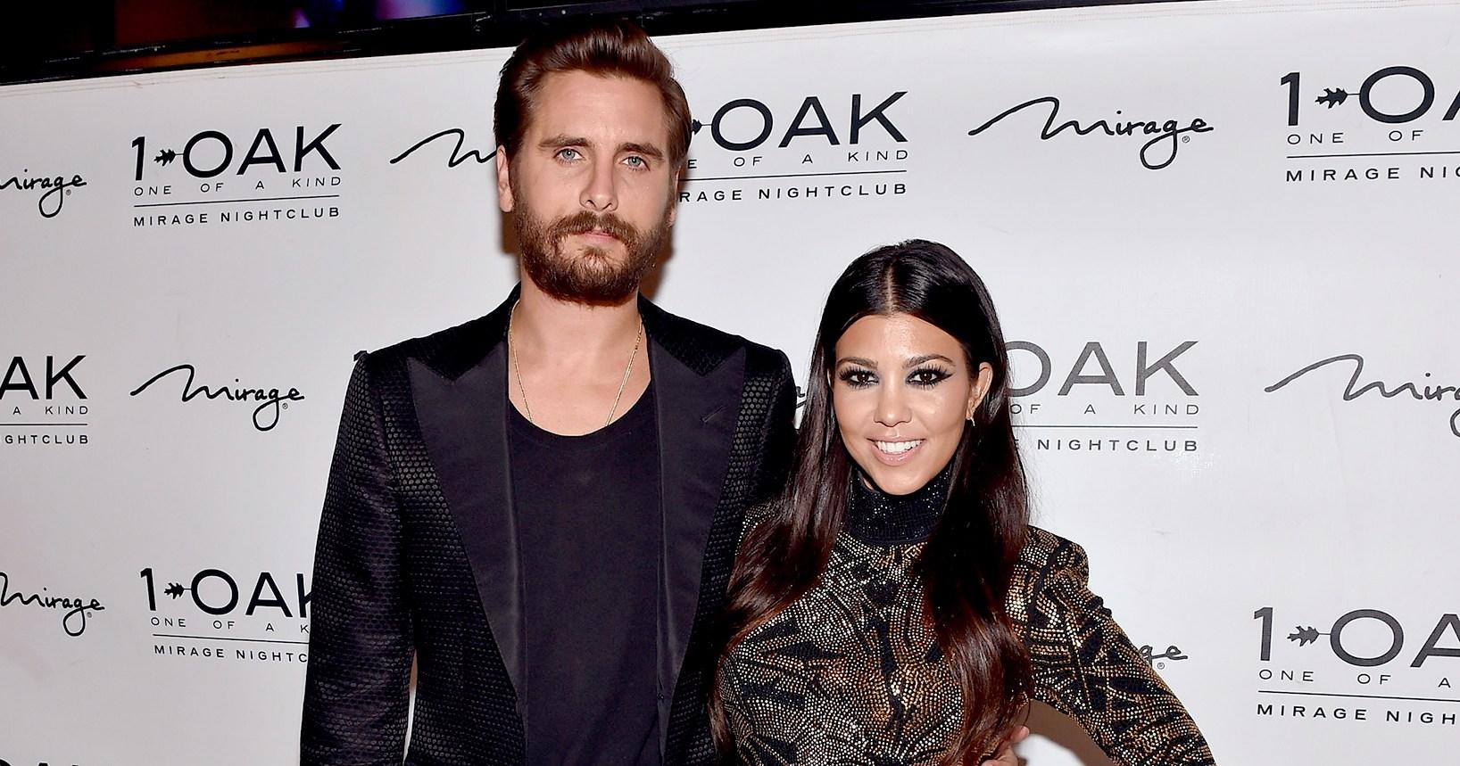 Kourtney Kardashian, Scott Disick Talk About Coparenting