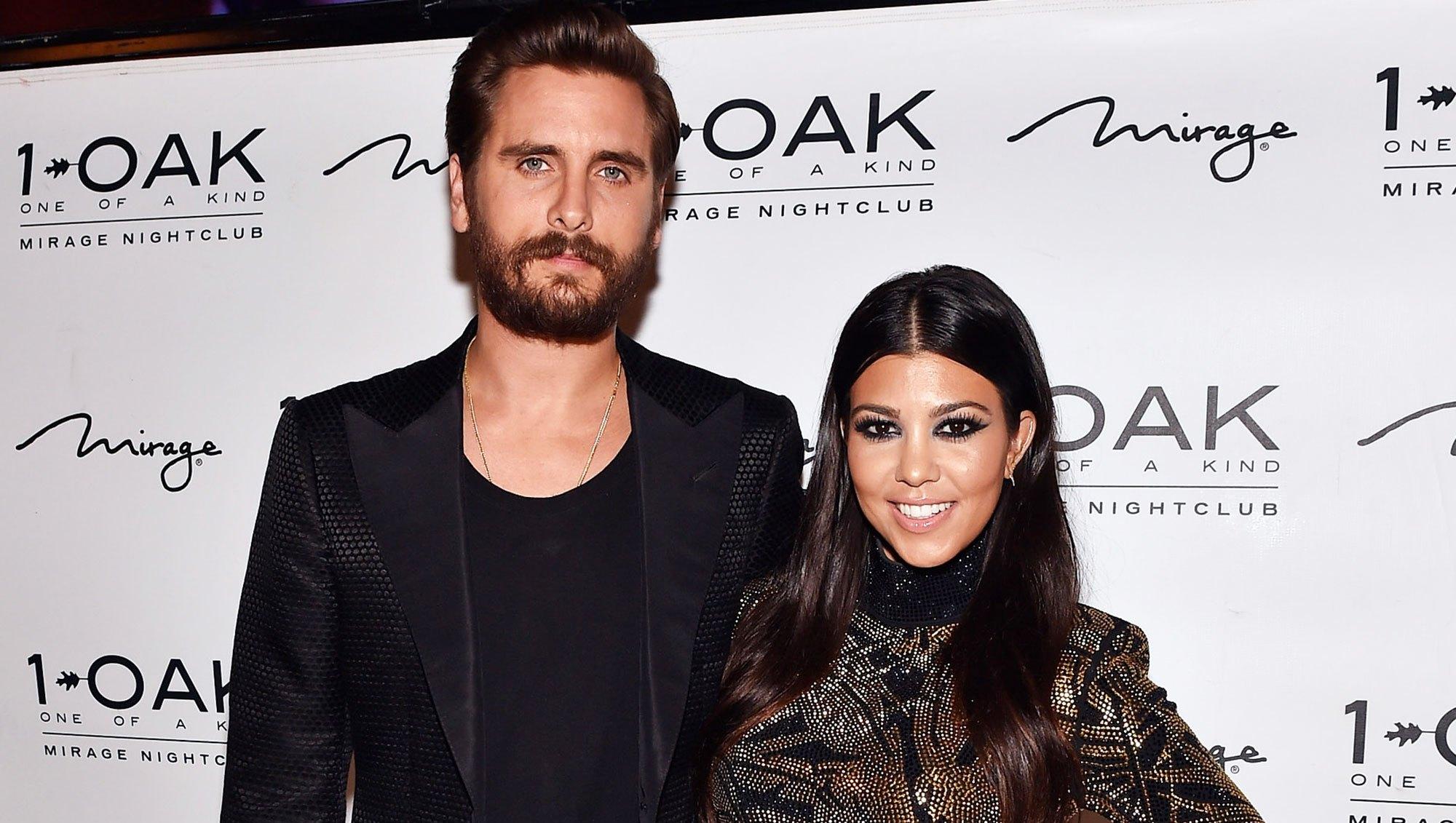 Scott Disick Kourtney Kardashian soulmates healer