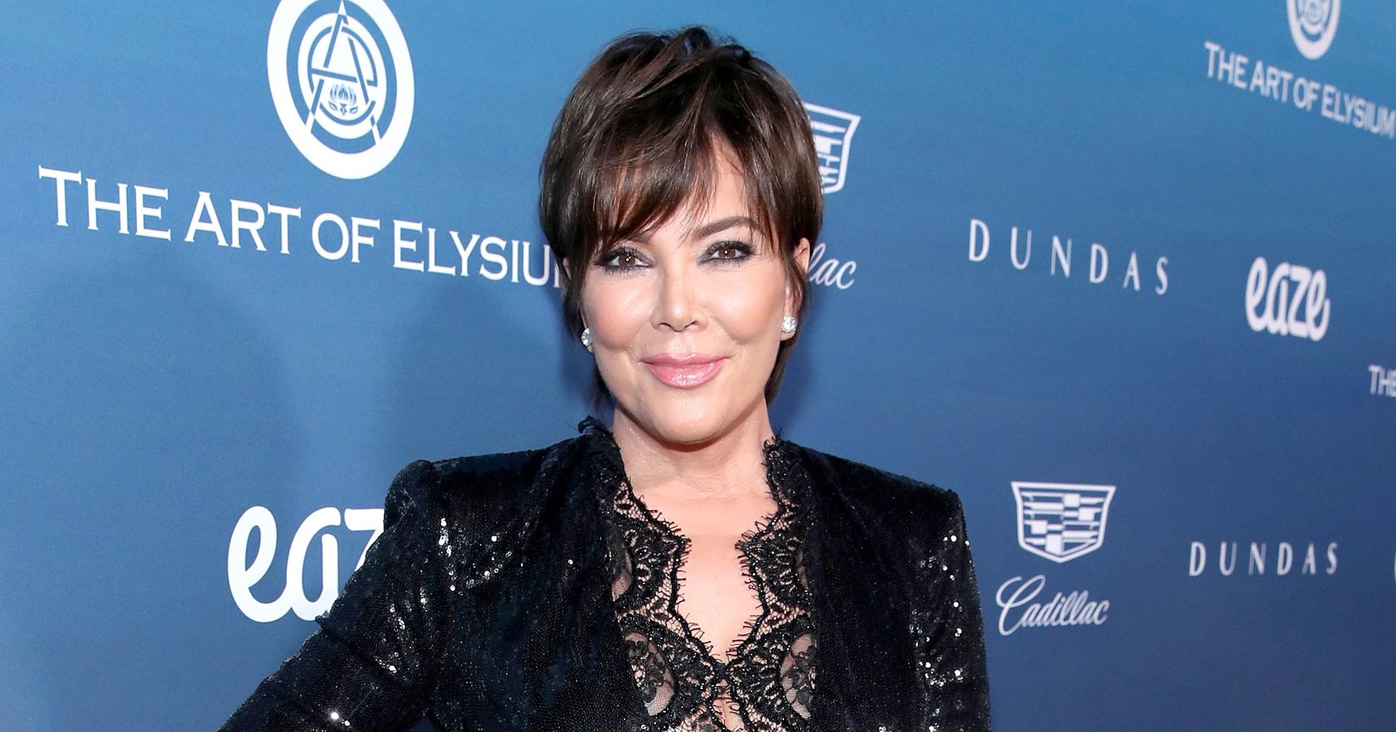 Kris Jenner Recalls Times Saint, Mason Were Rushed to Hospital