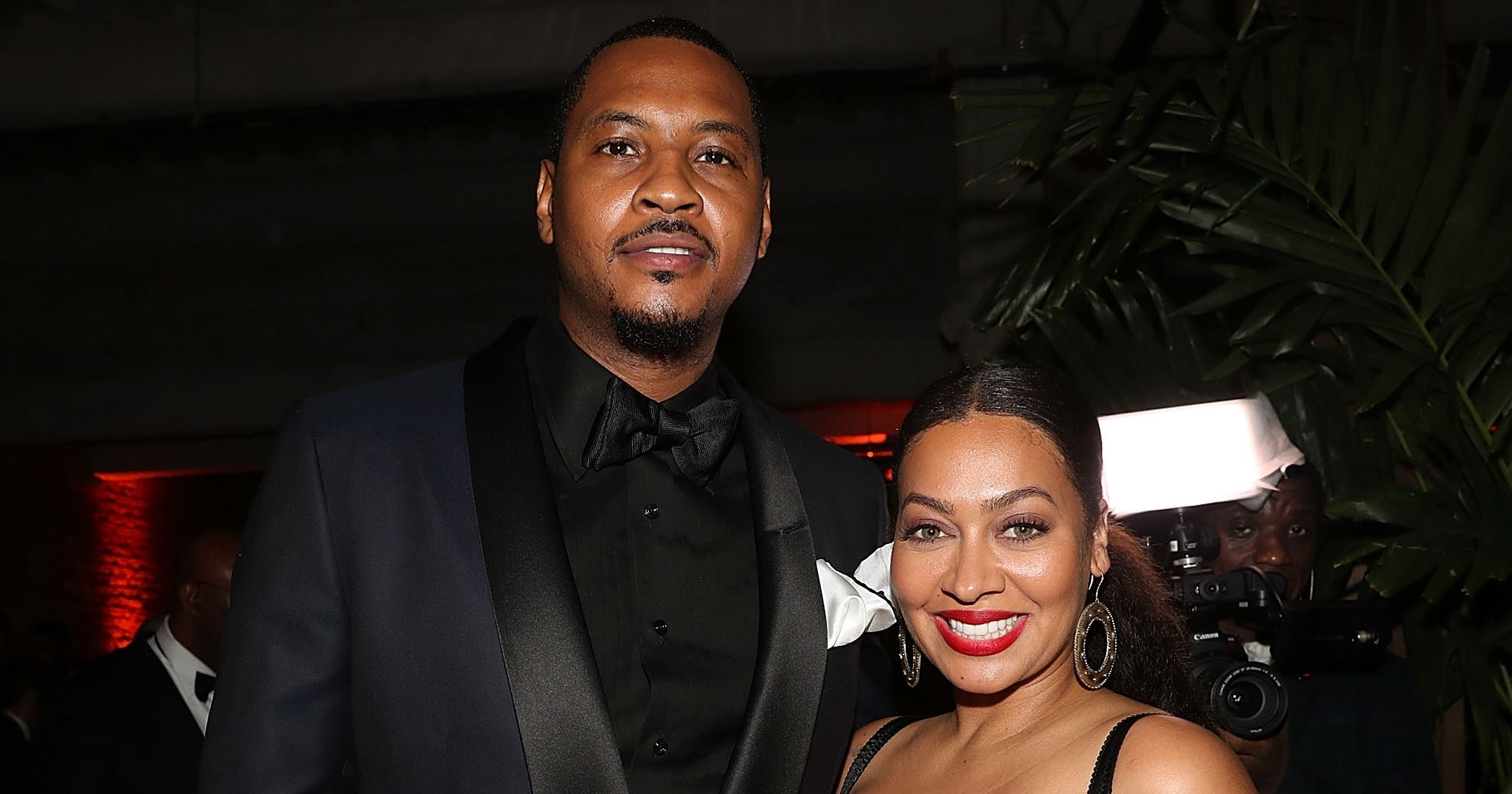 LaLa, Carmelo Anthony Don't Have Plans for Baby No. 2: We're 'Done'