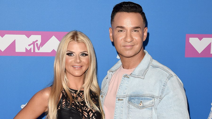 Lauren Sorrentino and Mike Sorrentino Stronger Than Ever