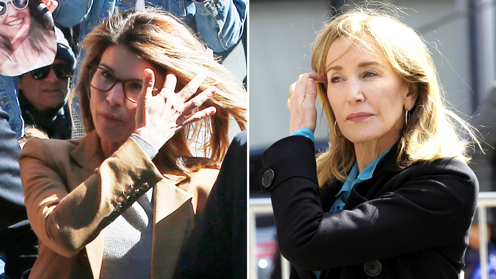 7a17eb4ef08 Lori Loughlin and Felicity Huffman Face Maximum Sentence of 20 Years in  Prison for College Admissions Scandal