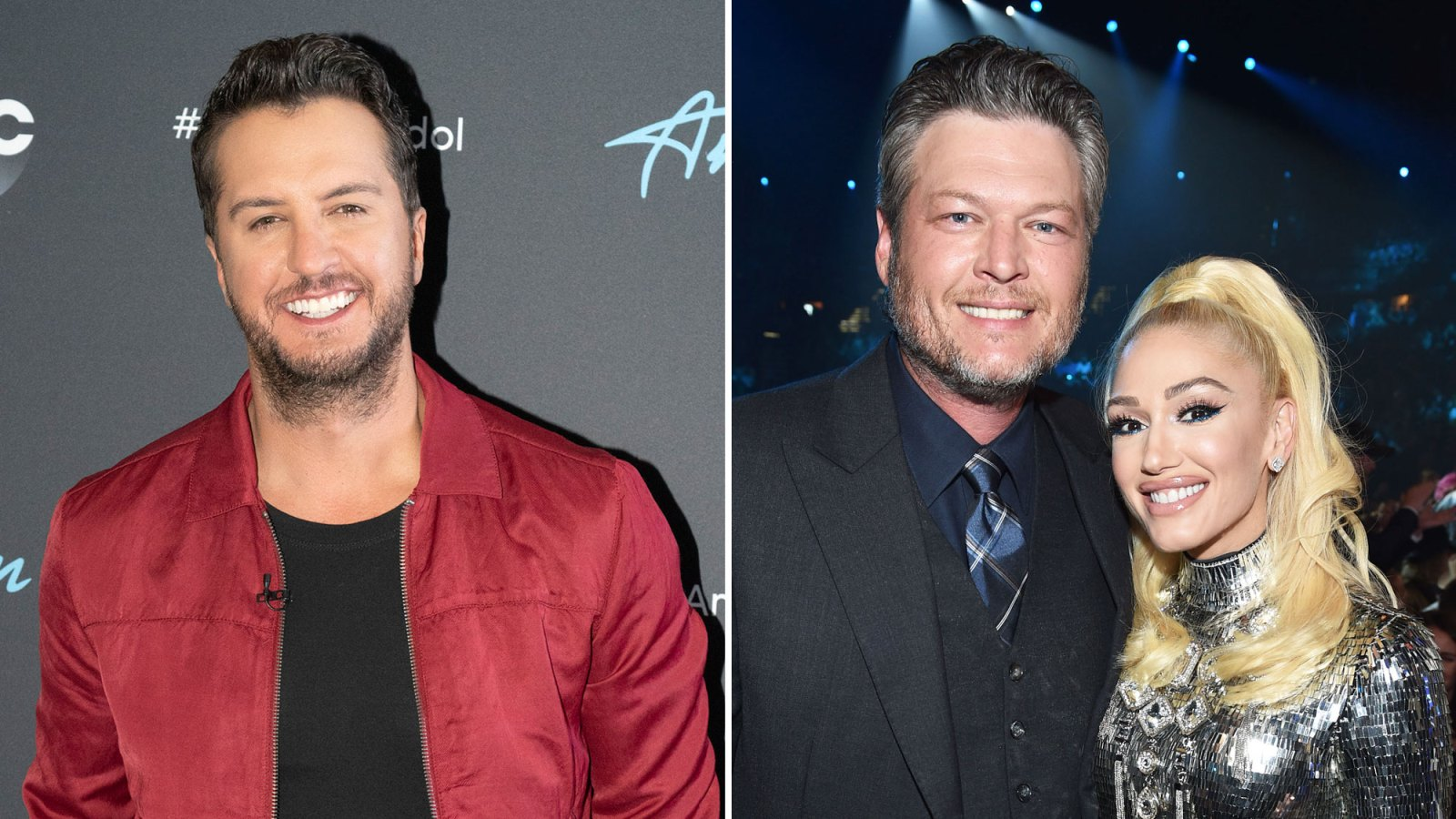 9cc887de4b Luke Bryan on Joining Blake Shelton, Gwen Stefani's Dinner Date