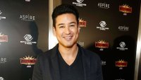 Mario Lopez Reveals His Kids Are 'Fighting Over Names' Before Baby No. 3's Arrival