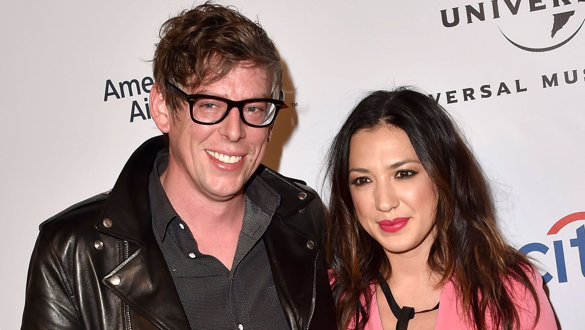 Michelle Branch Marries Patrick Carney in New Orleans