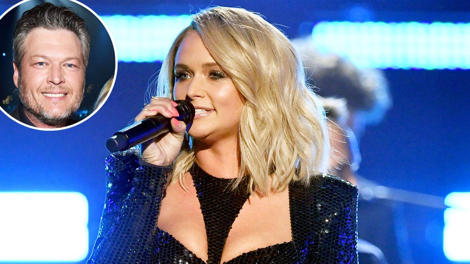 1530d52fa Miranda Lambert Performs at ACM Awards After Making Red Carpet Debut With  Husband Brendan McLoughlin