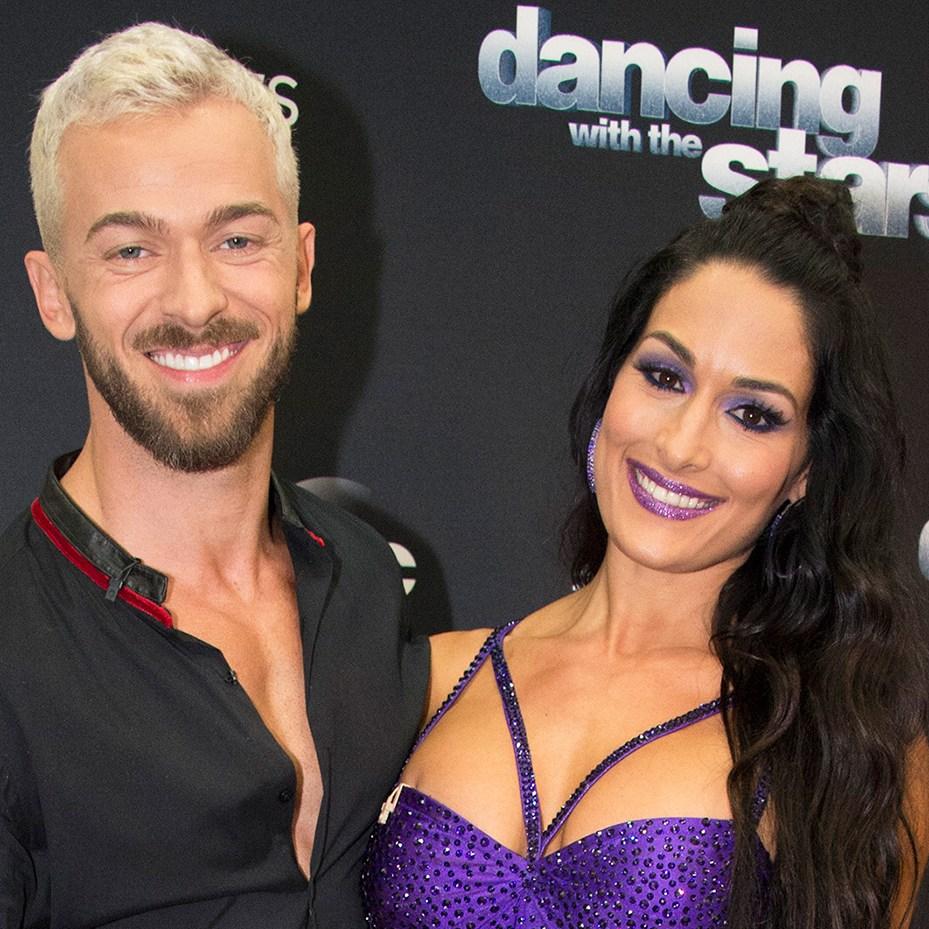 Nikki Bella On Artem Chigvintsev Amazing Lover Not Official