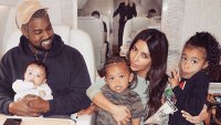 North and Saint West Faked Kim Kardashian's Death For April Fool's Day