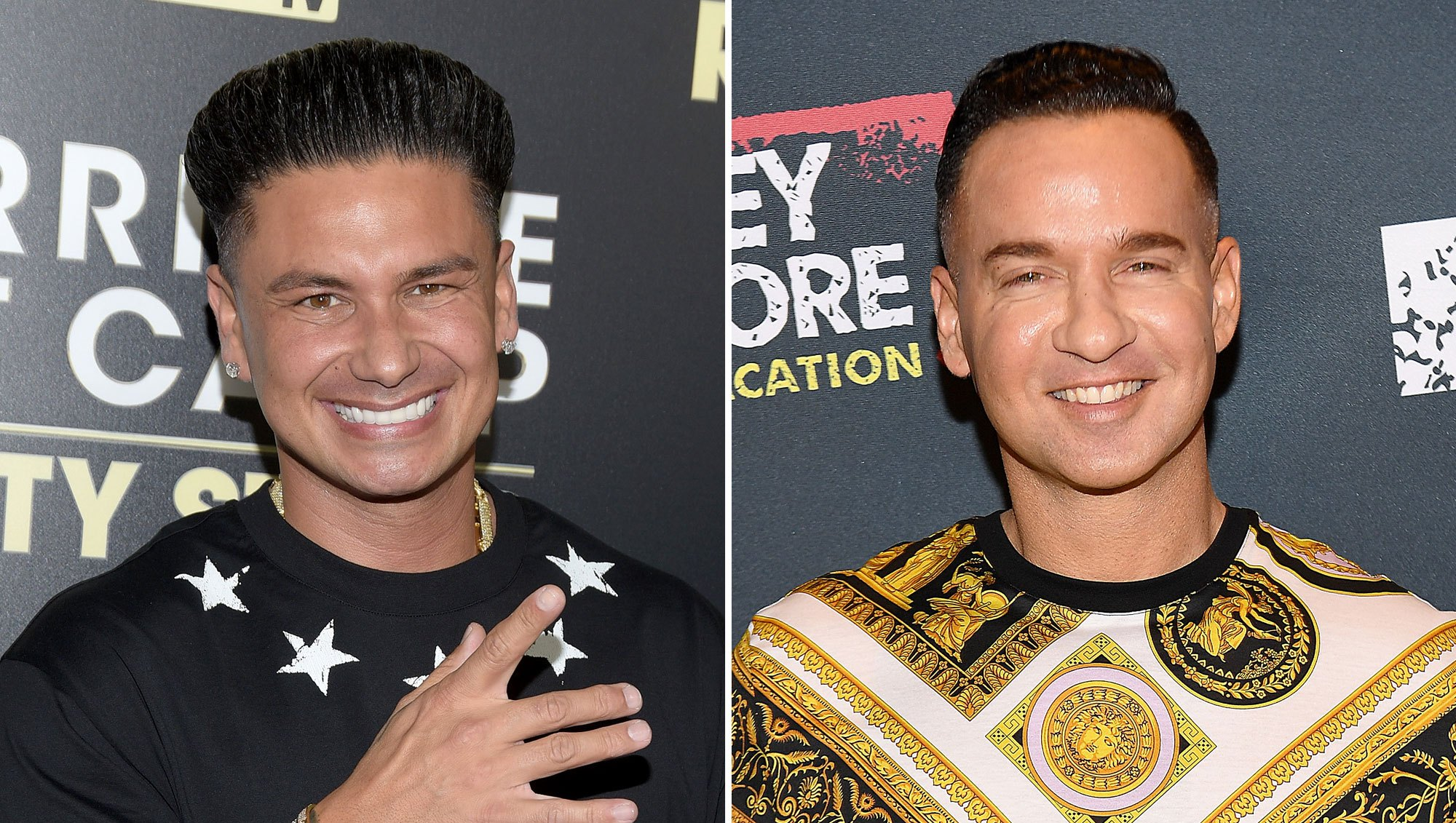 Pauly D and Mike Sorrentino Scrabble in Jail Split