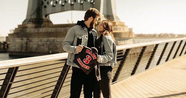 Bryce Harper Expecting First Child With Wife Kayla Harper