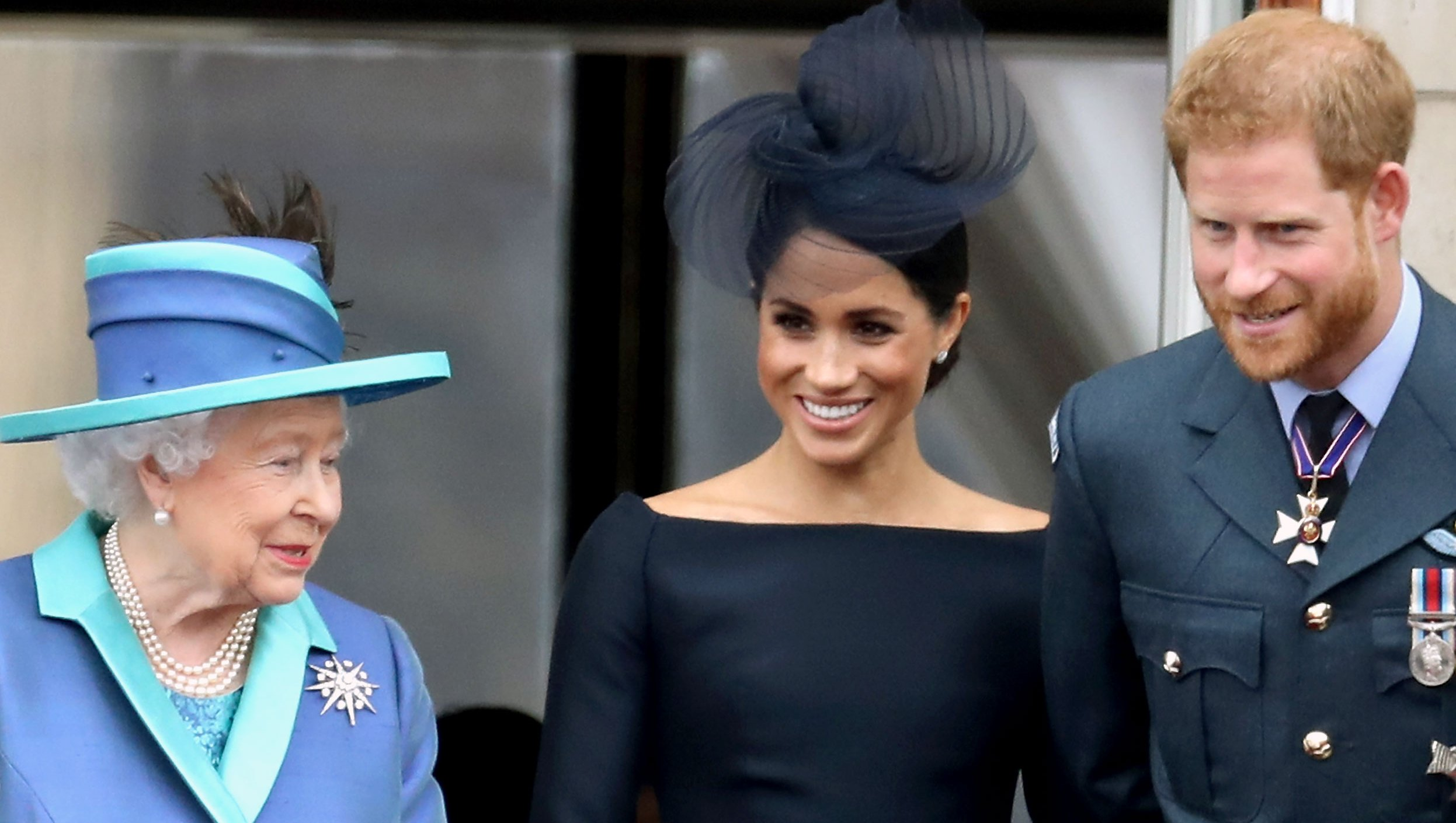 Prince Harry Duchess Meghan Wish Queen Elizabeth Happy 93rd Birthday