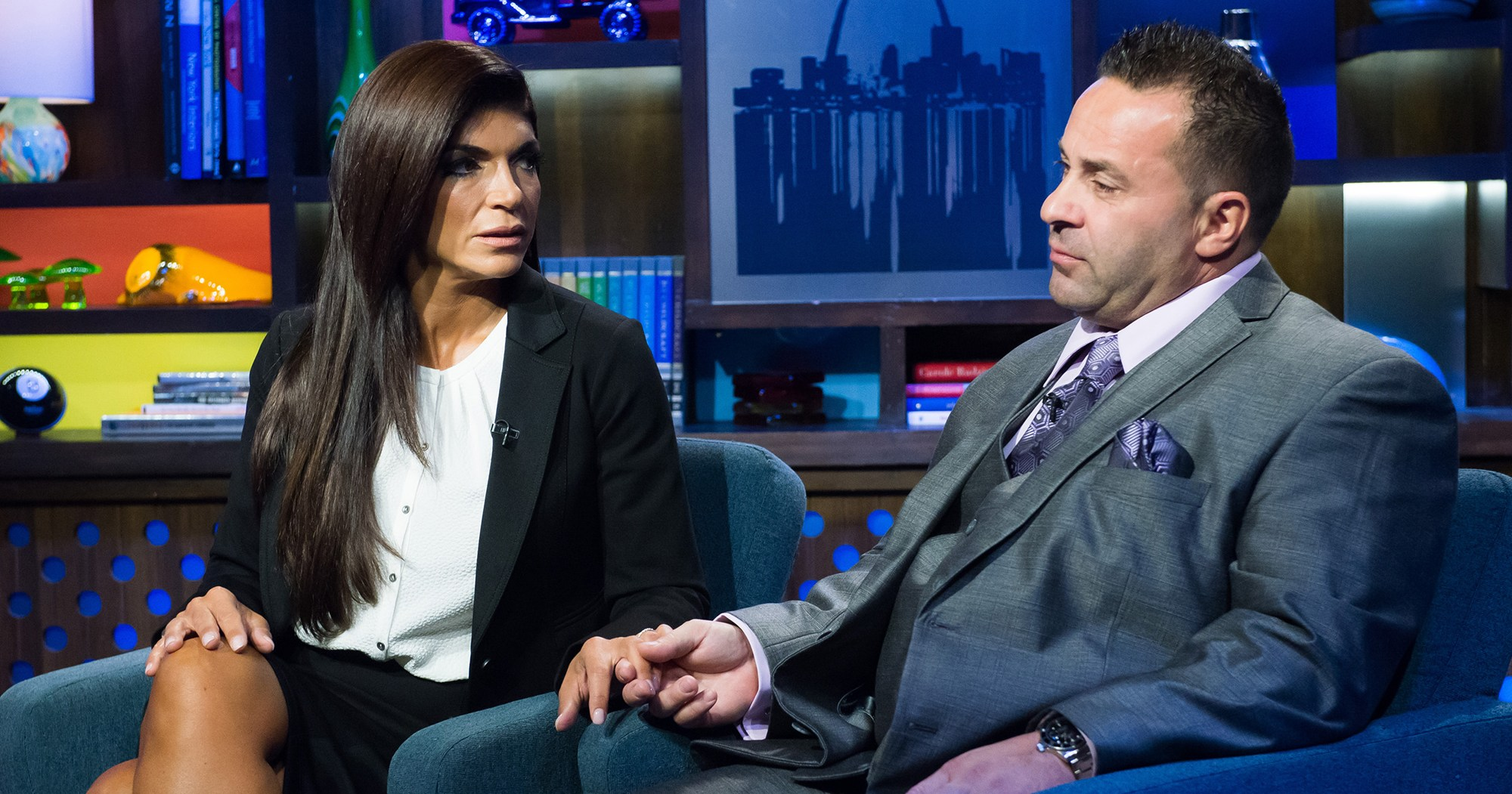 Melissa Gorga, Dolores Catania and More 'RHONJ' Stars Reveal How Teresa Giudice Is Coping With Joe Giudice in Ice Custody