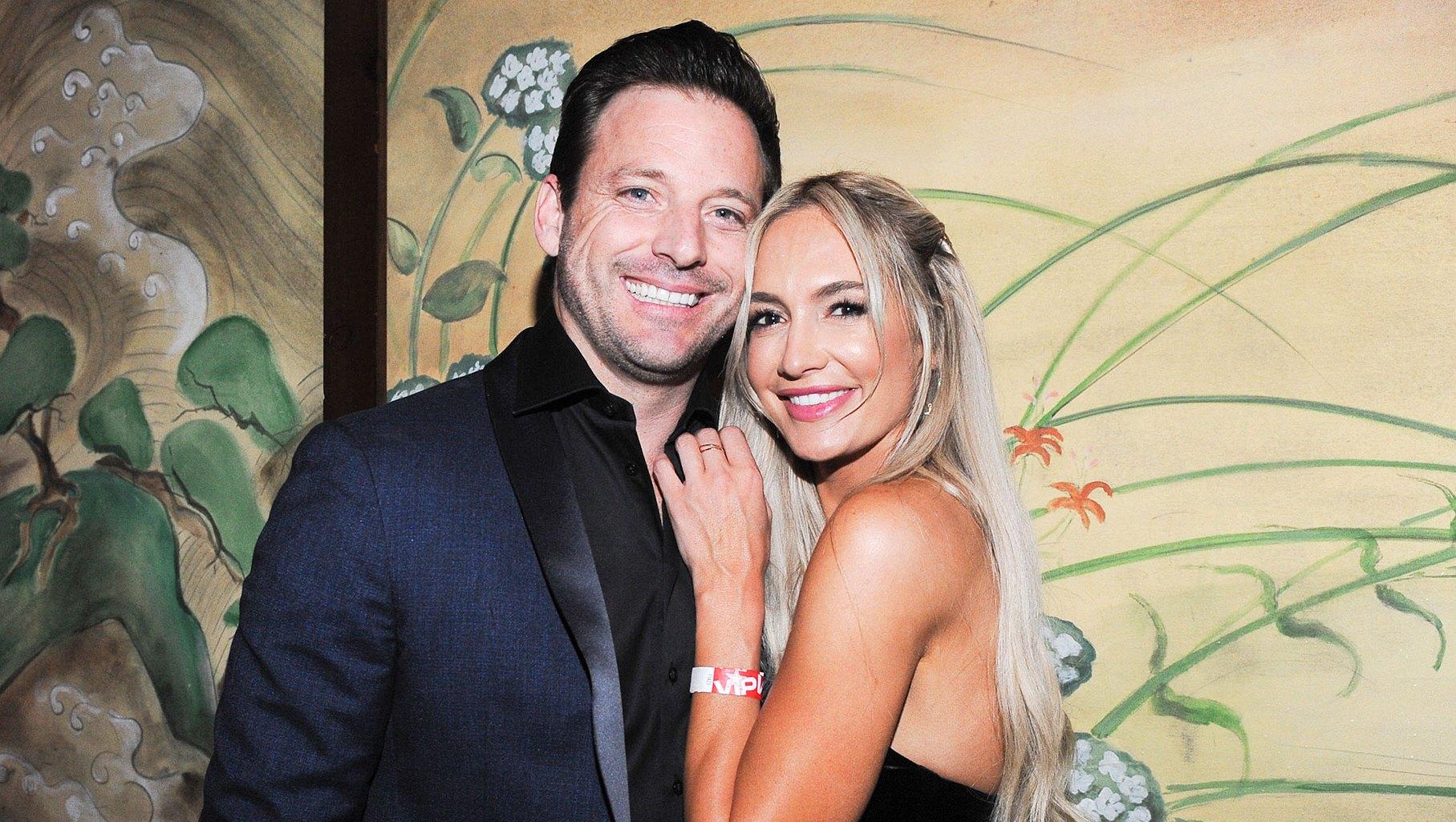 Scheana Shay Ex Boyfriend Robert Valletta Heather Love Dating