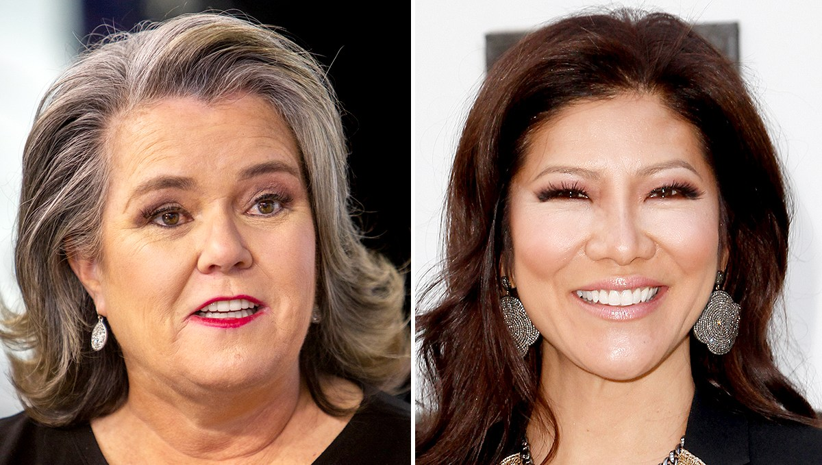 Rosie-O'Donnell-The-Talk-Julie-Chen