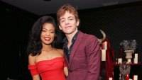 Sabrina' Stars Ross Lynch, Jaz Sinclair Spotted Kissing Amid Dating Rumors