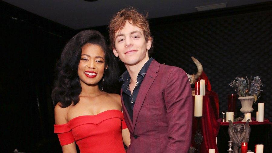 Sabrina' Stars Ross Lynch, Jaz Sinclair Spotted Kissing Amid Dating Rumors