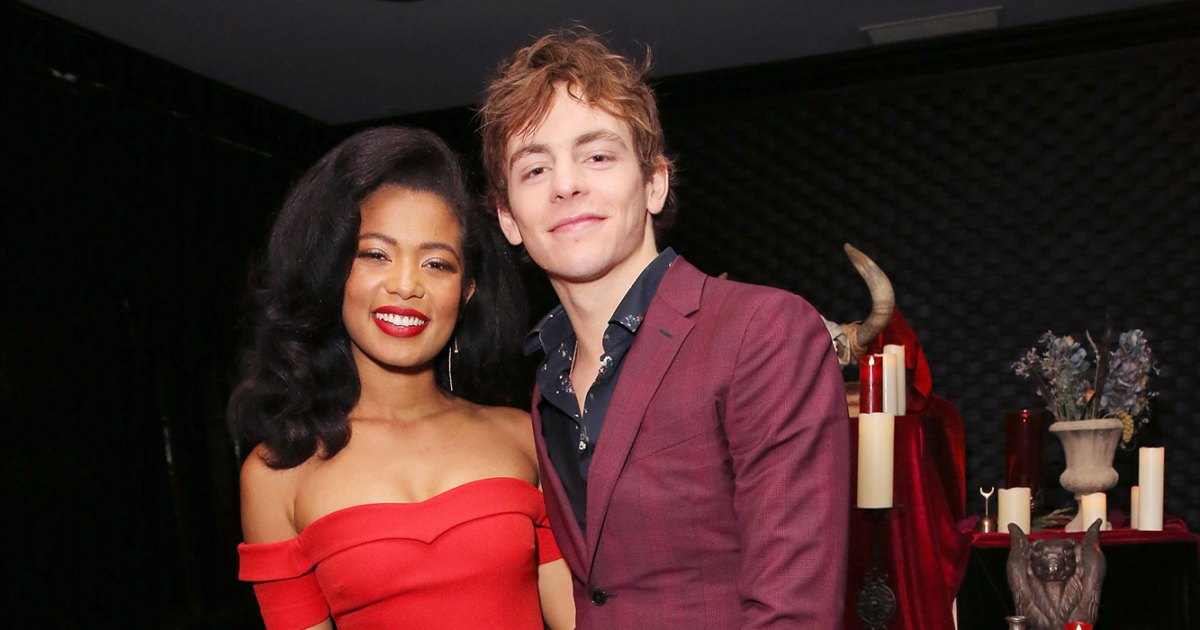 'Sabrina' Stars Ross Lynch, Jaz Sinclair Spotted Kissing Amid Dating Rumors