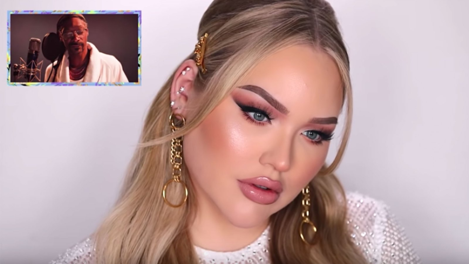 Snoop Dogg Narrating This YouTube Star's Makeup Tutorial Is the Funniest Thing You'll See All Day