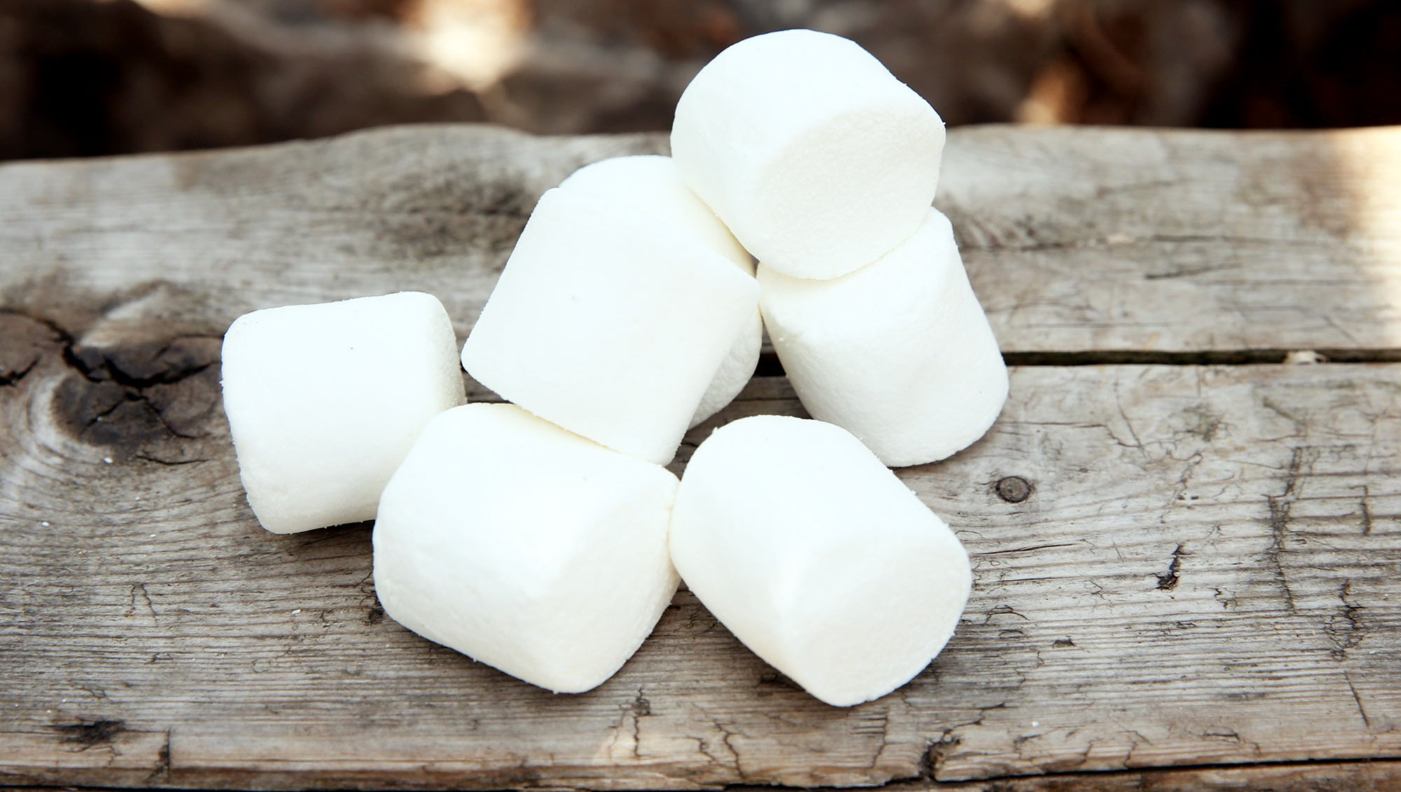 Chocolate-Stuffed Marshmallows