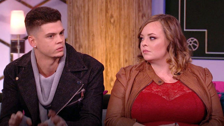 Teen Mom OG Star Tyler Baltierra Slams Haters Catelynn Lowell