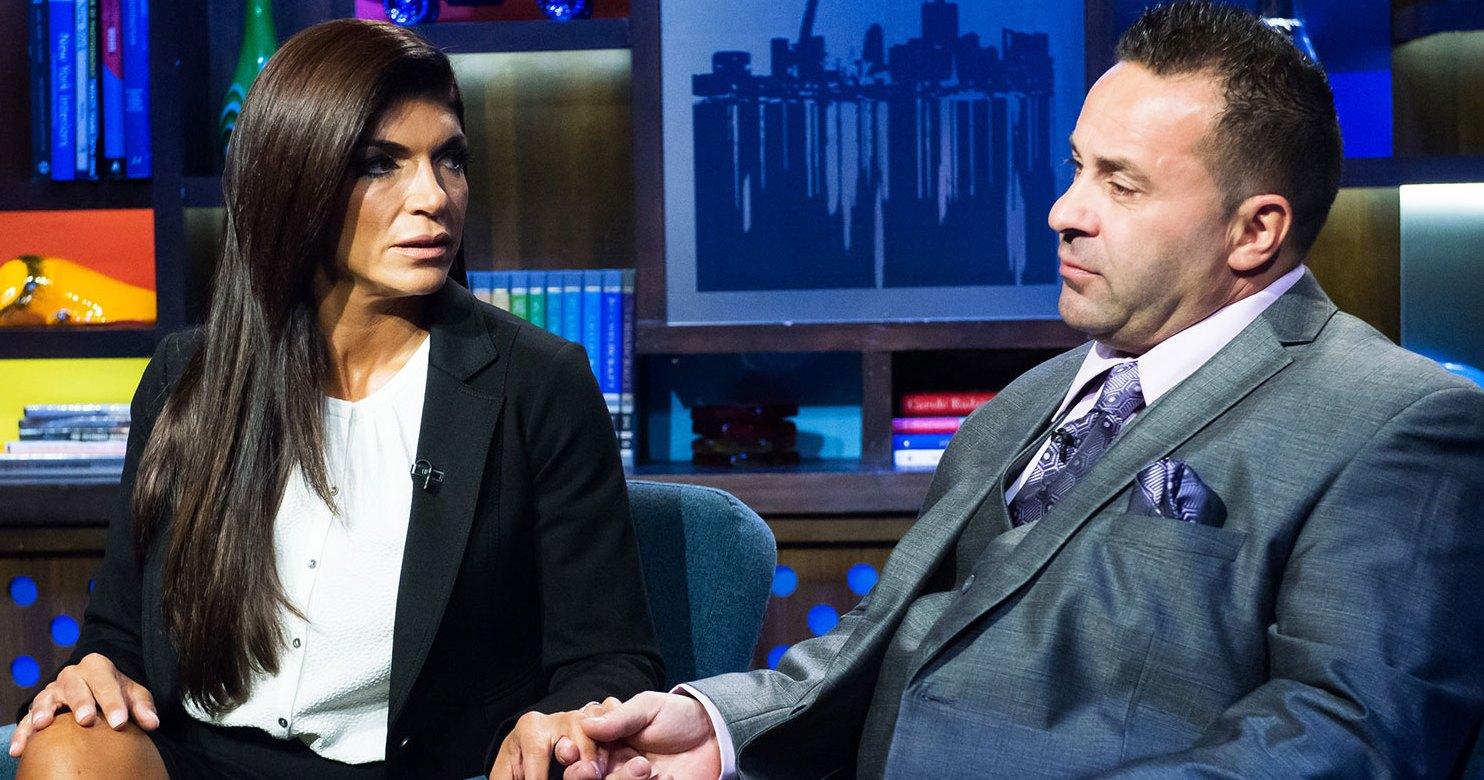 Teresa Giudice 'Is Devastated' Joe's Deportation Appeal Was Denied