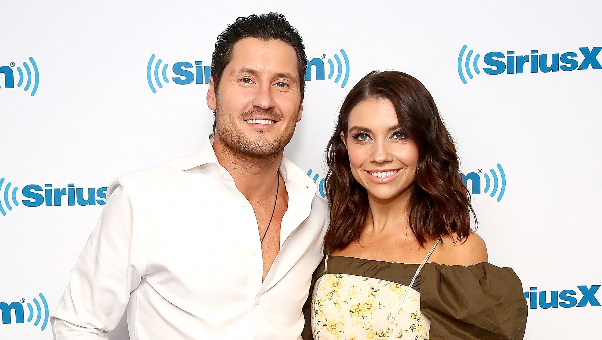 Dancing With the Stars' Val Chmerkovskiy Gushes Over 'Gorgeous Wife' Jenna Johnson on Their Honeymoon
