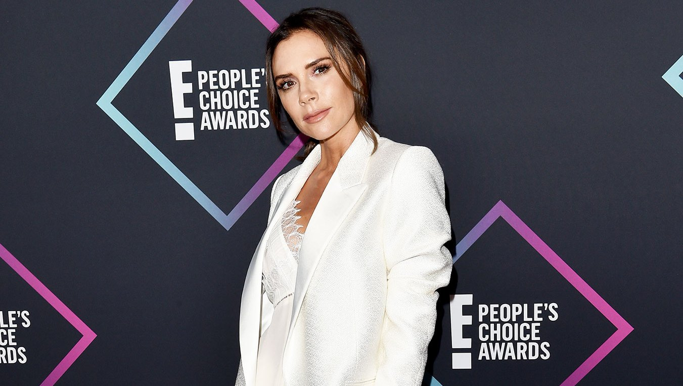 Victoria Beckham People's Choice Awards 2018