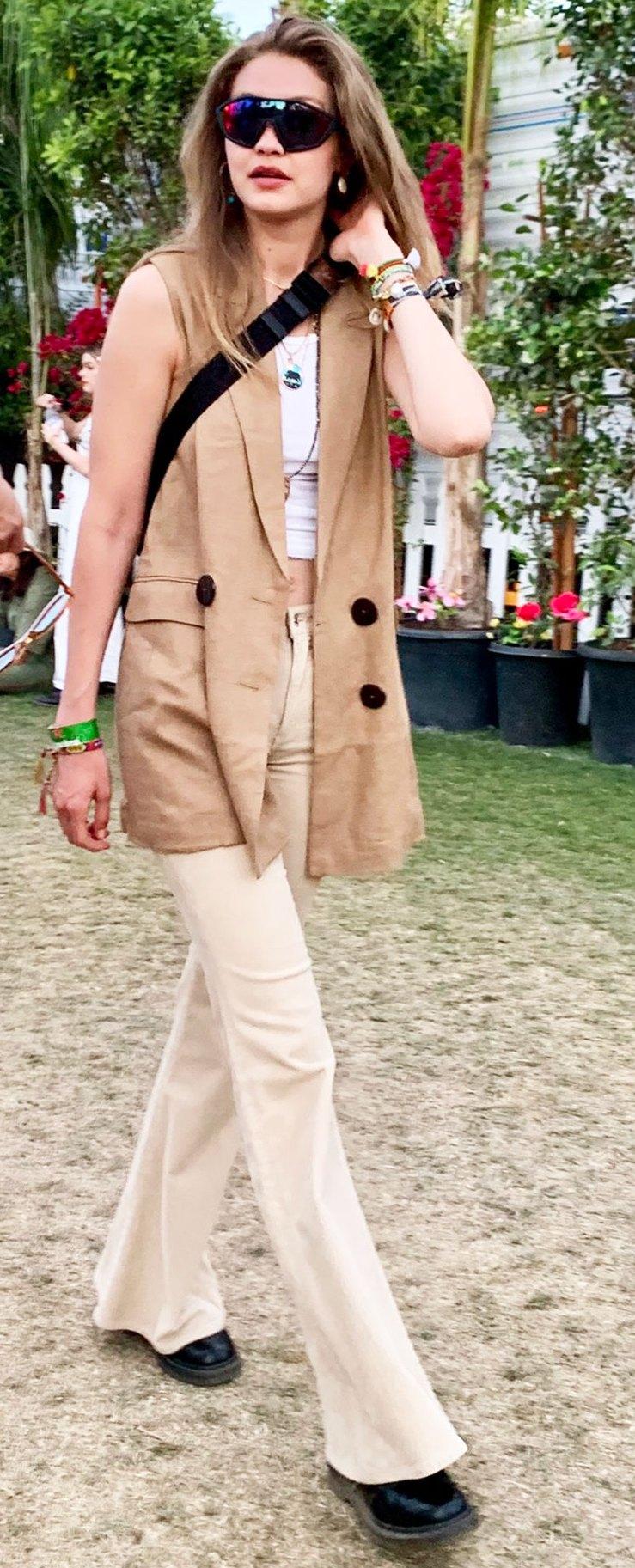 coachella fashion Gigi Hadid