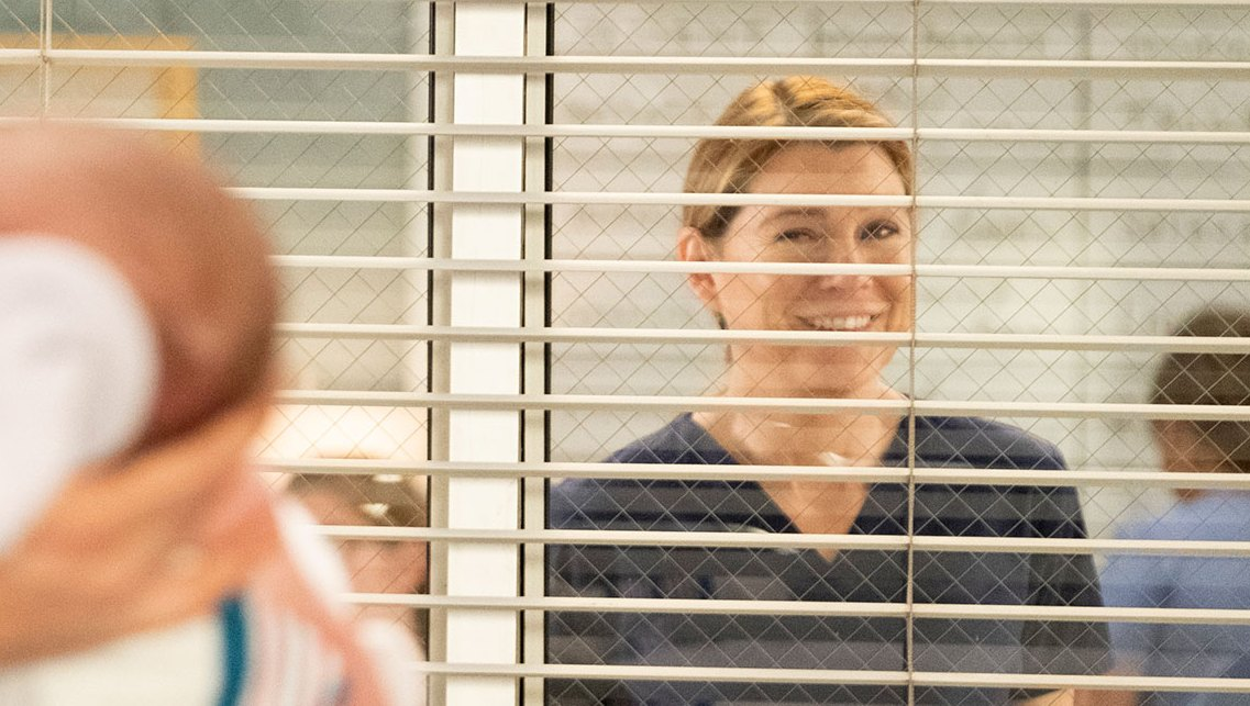 "recap Grey's Anatomy - ""Head Over High Heels"" - Ellen Pompeo"