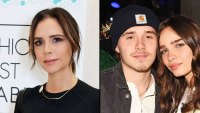 Victoria Beckham Brooklyn Beckham Hana Cross
