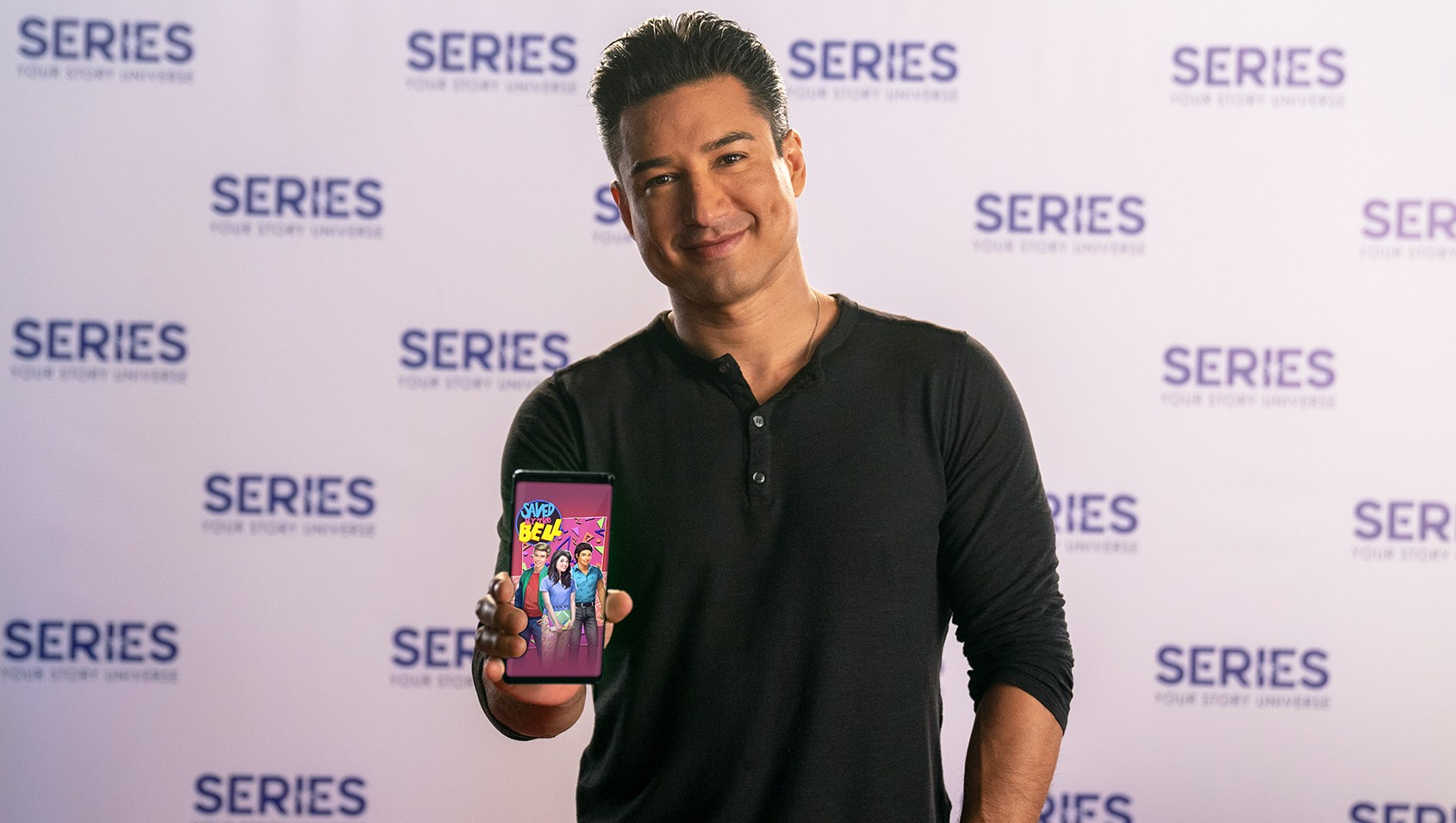 Mario Lopez Bayside High New Mobile Game