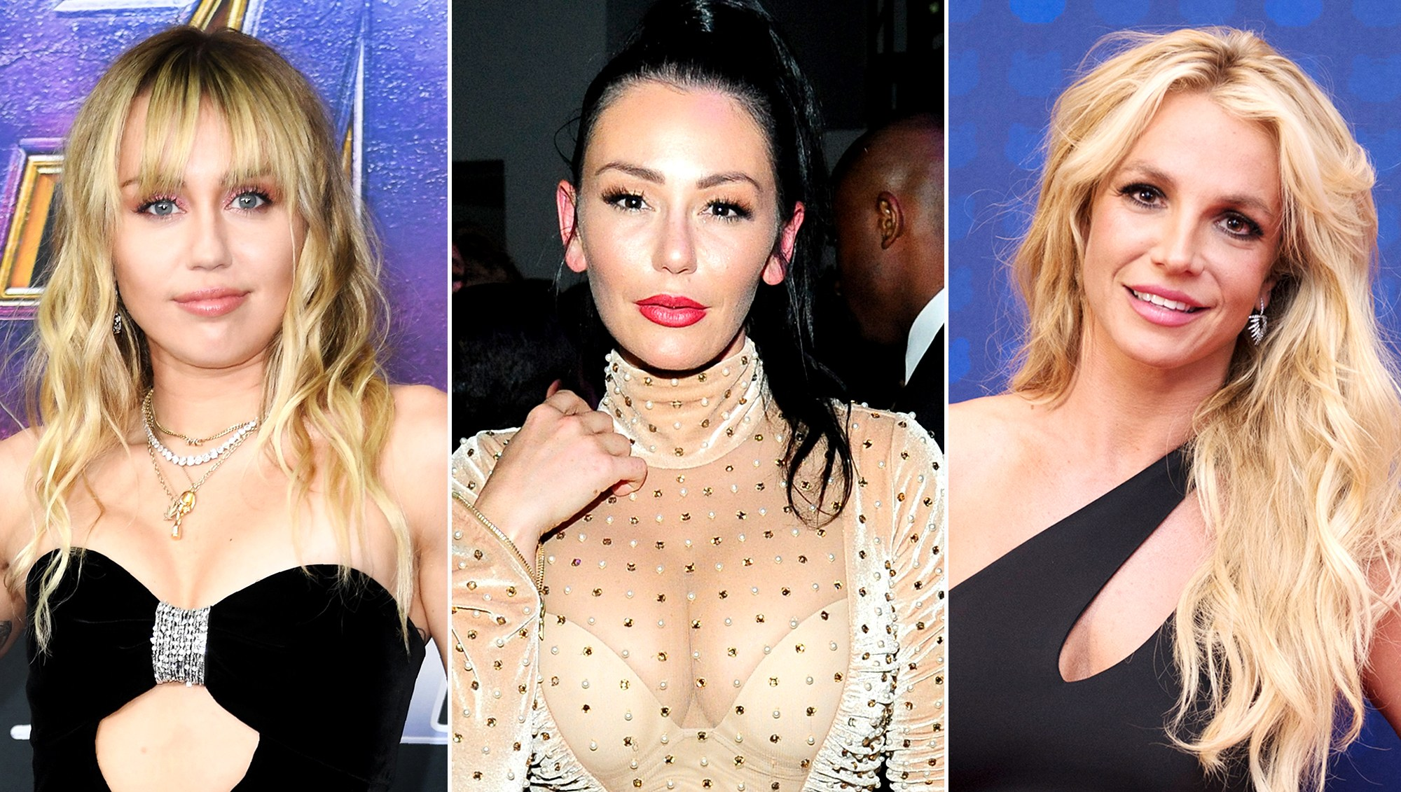 Miley Cyrus, JWoww, More Support Britney Spears