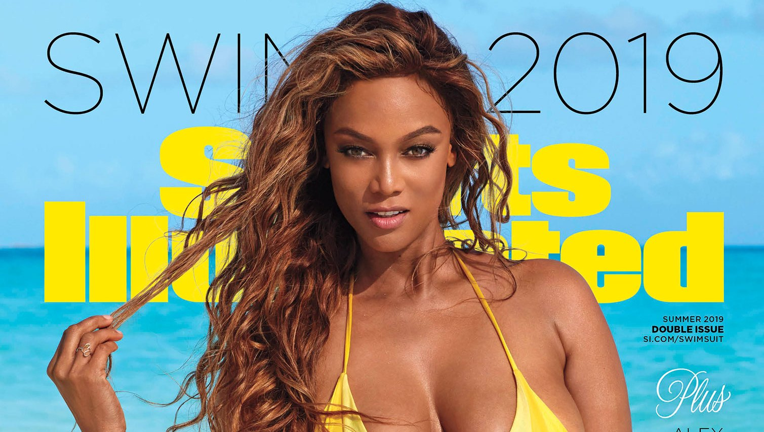 45-Year-Old Tyra Banks Revealed as 'Sports Illustrated Swim' Issue Cover Model