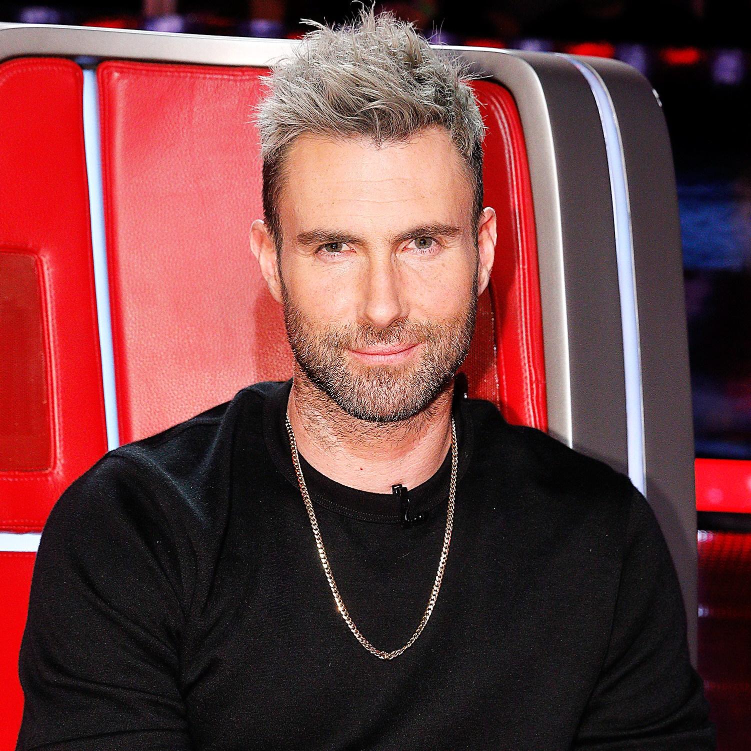 Adam Levine breaks silence on the voice
