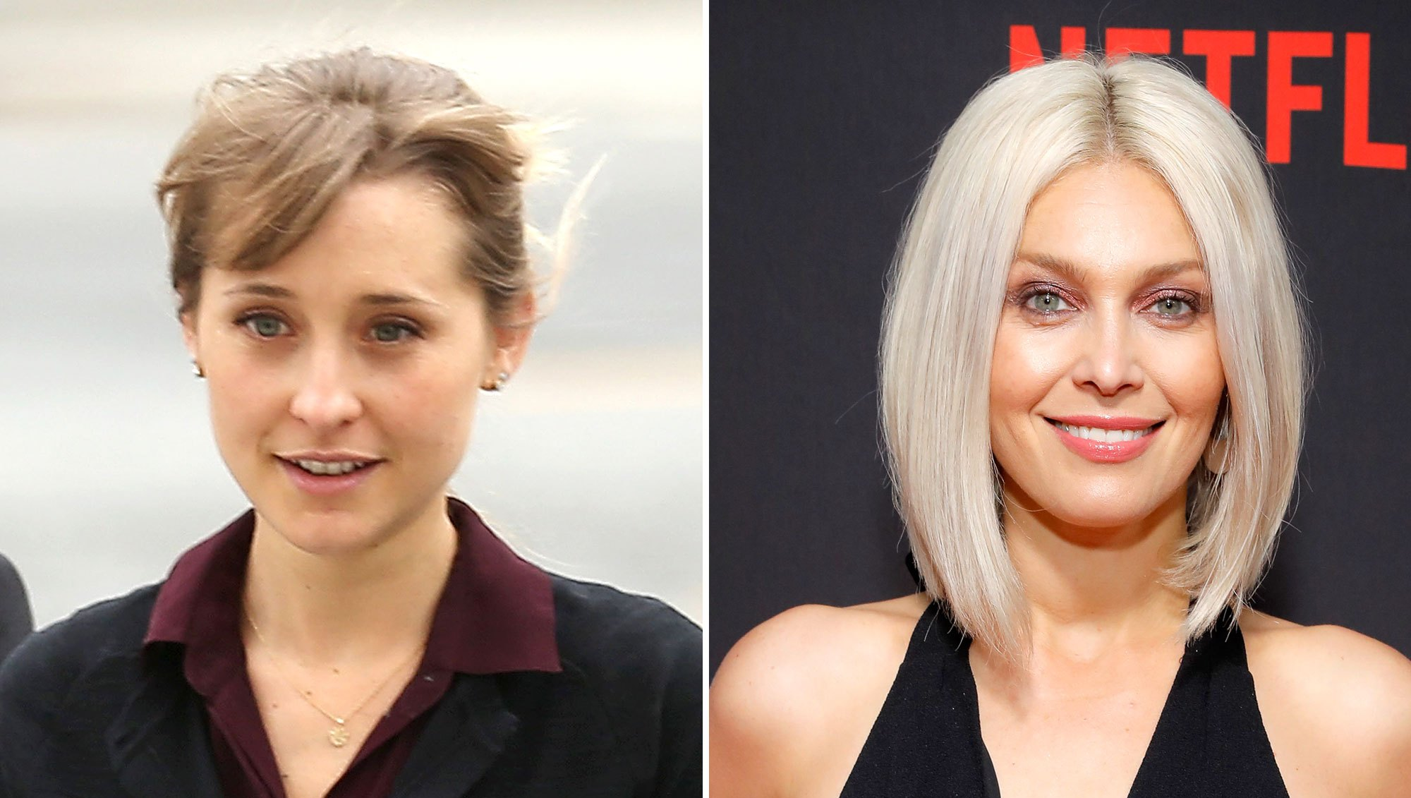 Allison Mack's 'Smallville' Costar Alaina Huffman Was 'Invited to Several' NXIVM Sex Cult Meetings: 'There Was Always a Little Something Off'