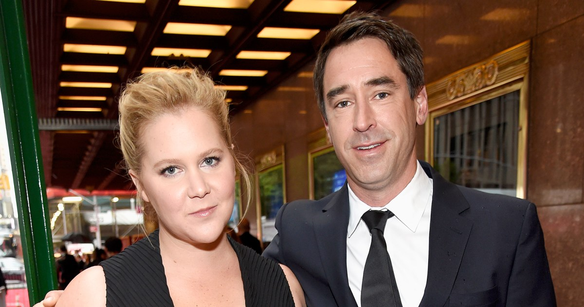 Amy Schumer Reveals Baby Boy's Name 2 Days After Giving Birth