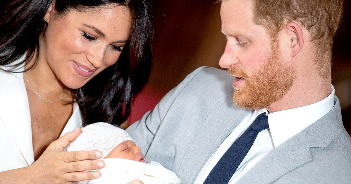 Archie's Photo Album: Prince Harry and Duchess Meghan's First Royal Baby