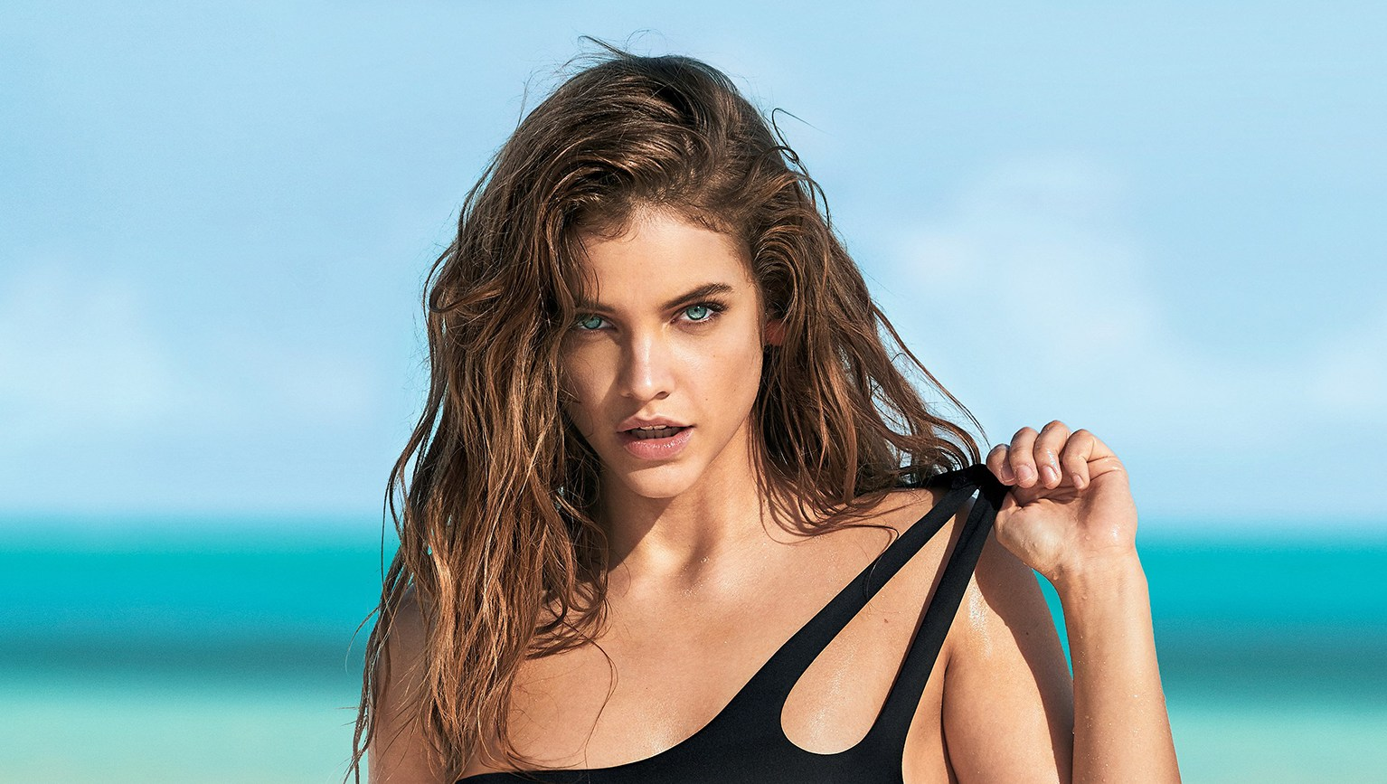 Barbara Palvin Bikini Tips