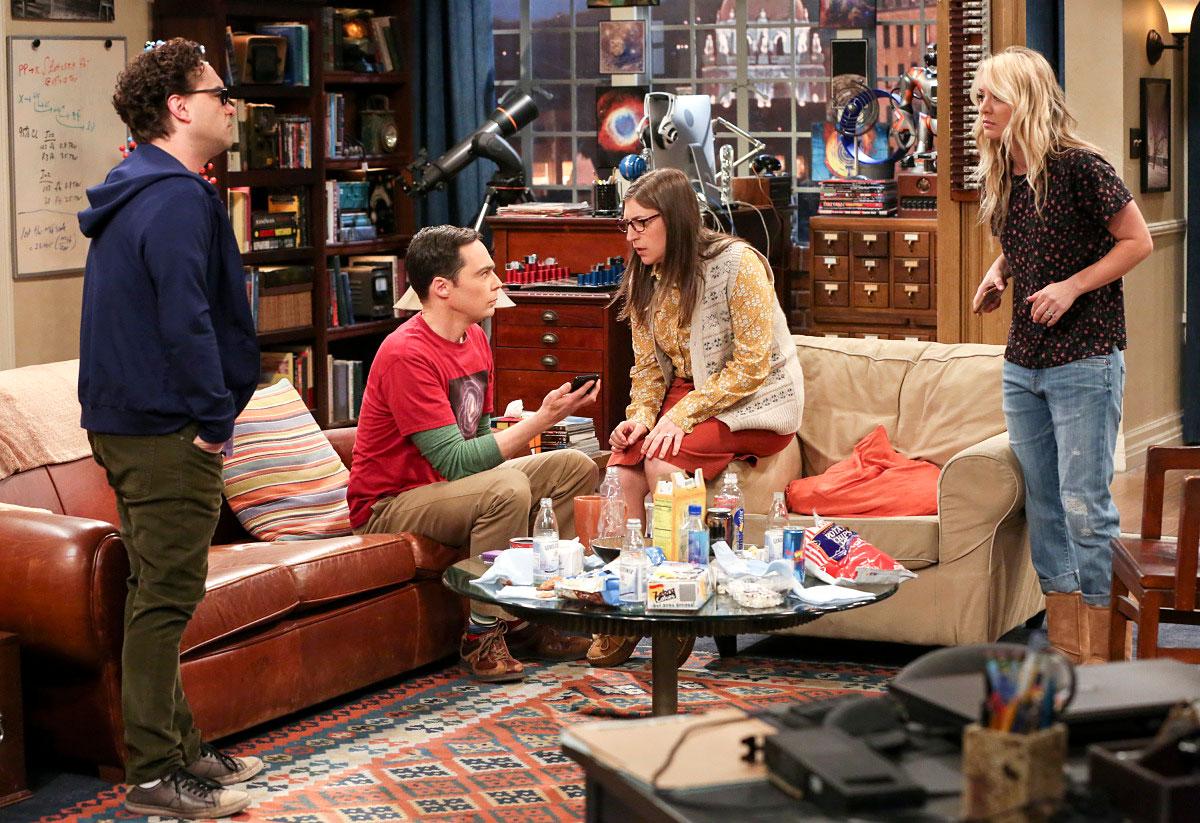 Doe Sheldon en Penny ooit hook up