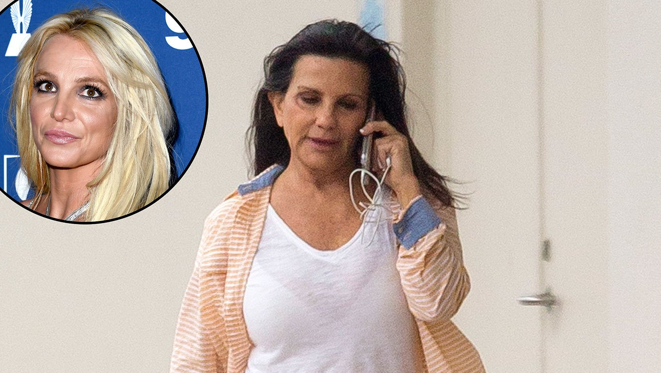 Britney Spears and Lynne Spears Conservatorship Battle